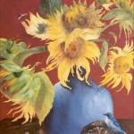 Gifts of the Sun 30 x 24 Oil by Artist Beverly Squire